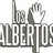 Logo los albertos normal