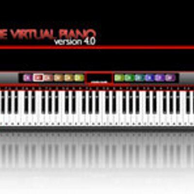 Virtual piano thevirtualpiano twitter for Unblocked piano
