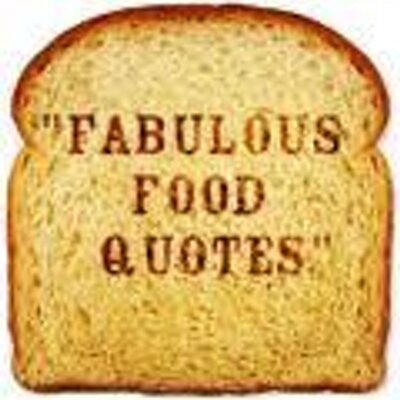 Food Quotes On Twitter Foodquotes Are Great Getting Rewarded For