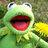 Kermit dandelion normal