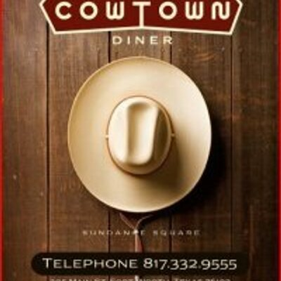 Cowtown Diner | Social Profile