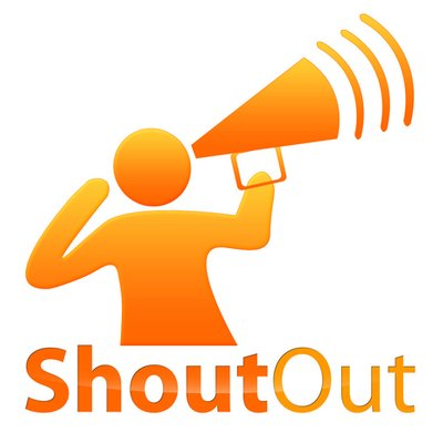 shoutout shoutoutindia twitter rh twitter com  clipart birthday shout out