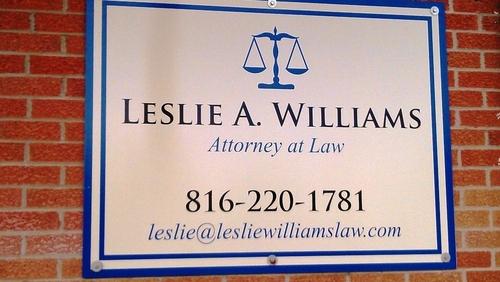 Leslie A Williams