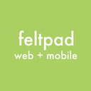 Felpad logo reasonably small