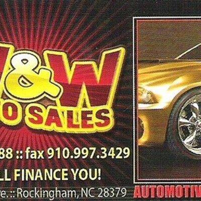 W & W Auto Sales >> W W Auto Sales Wandwautosales Twitter
