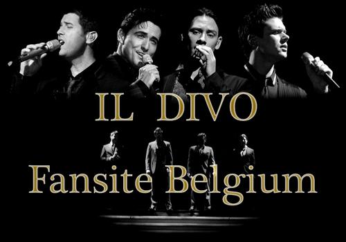 @Il_Divo_Belgium