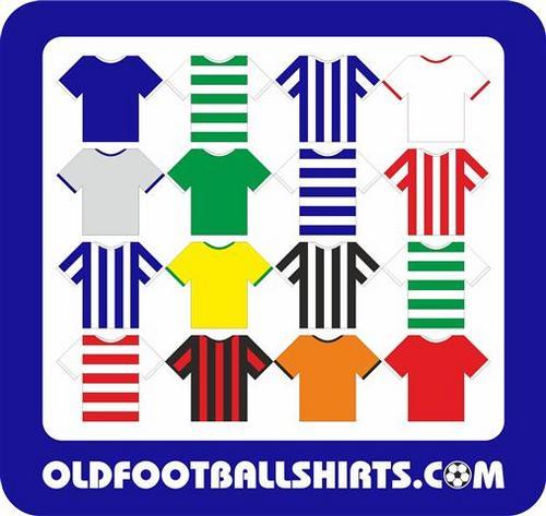 oldfootballshirts