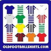 oldfootballshirts (@oldshirts )