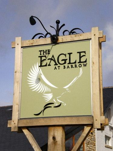 The Eagle at Barrow