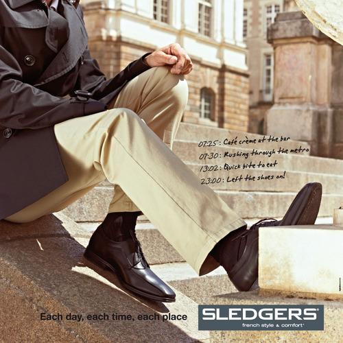 Sledgers - khi kiểm soát sân bay bỗng thành trở ngại