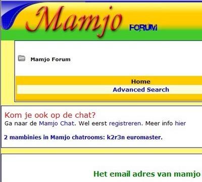 mamjo forum com