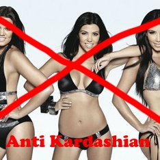 Image result for anti kardashian