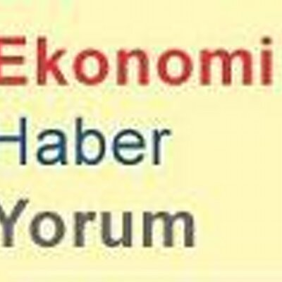 Ekonomi Haber Yorum (@bilgeekonomist) | Twitter
