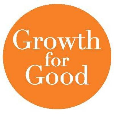 Image result for growth for good logo