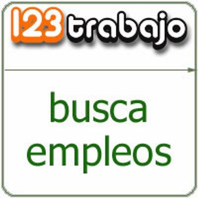 Ofertas de trabajo 123trabajo twitter for Ofertas de trabajo en gava
