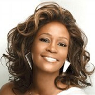Whitney Houston @ OfficialWhitney