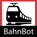 Bahnbot twitter avatar vektor reasonably small