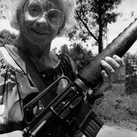Dangerous Grandma