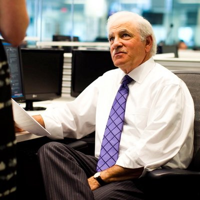 The WPVI-TV news anchor, Jim Gardner has an annual salary of 2 million-plus