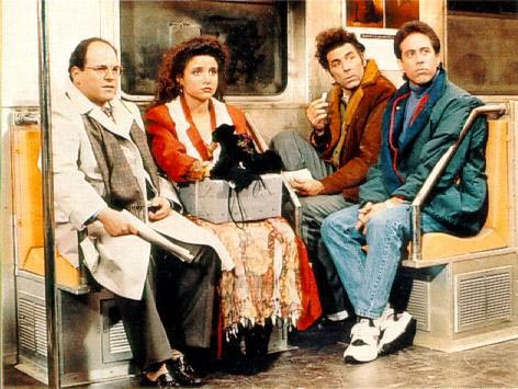 Seinfeld Stories Social Profile