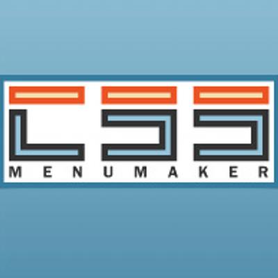 CSS Menu Maker on Twitter: