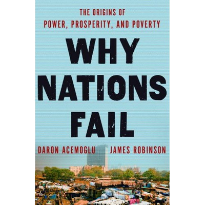 Why Nations Fail | Social Profile