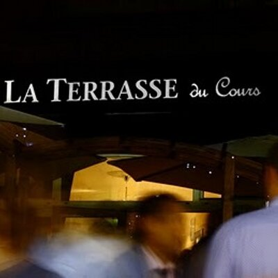 La Terrasse Du Cours Laterrasseducou Twitter