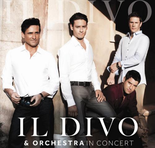 Il divo live ildivolive twitter - Il divo discography ...