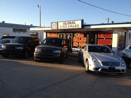 Global Car Sales Tulsa Ok