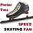 SPEED SKATING FAN