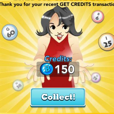 bingo blitz credit