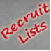 ISURecruitLists