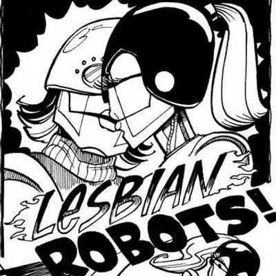 Robot lesbisk porno