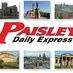 Paisley Daily Express Twitter