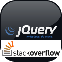 jQuery on SO on Twitter: