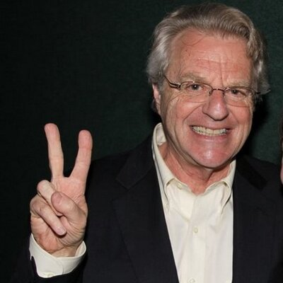 EXCLUSIVE: 'The Jerry Springer Show': The 9 Most Bizarre Guests |  Entertainment Tonight