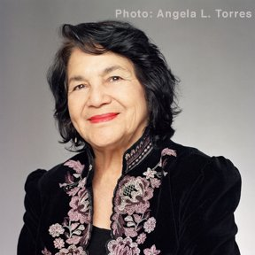 Dolores Huerta (@DoloresHuerta) Twitter profile photo