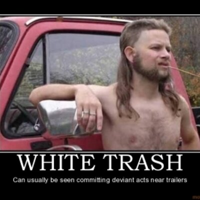 White Trash Problems