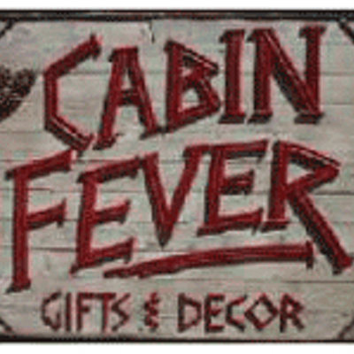 Charmant Cabin Fever Decor