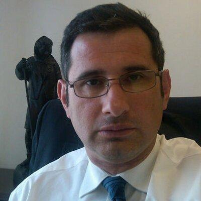Irakly (Ike) Kaveladze, from his Twitter account. (Twitter)