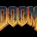 Doom logo reasonably small