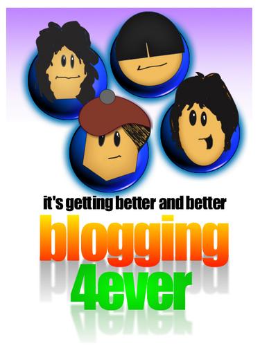 @blogging4ever