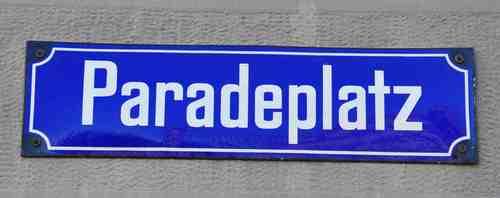 InsideParadeplatz