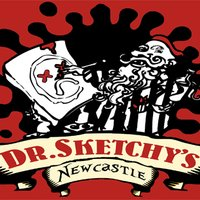 Dr Sketchy Newcastle | Social Profile