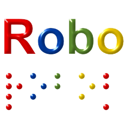 RoboBraille logo