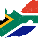 South africa provinces 2b flag back reasonably small