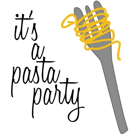 Image result for pasta party