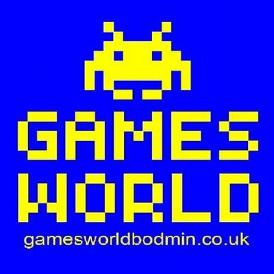 Games World | Social Profile