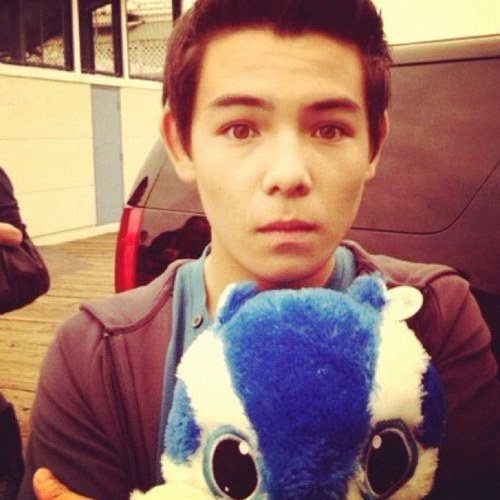 ryan potter height