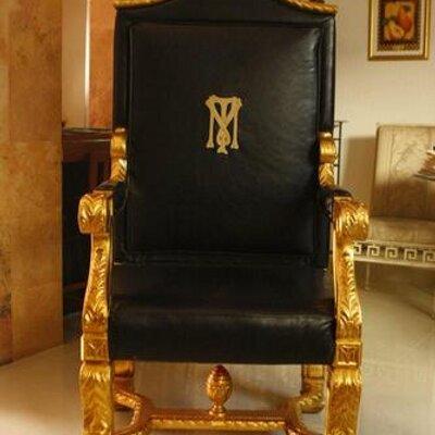 Tony Montana Scarface Chair Twitter